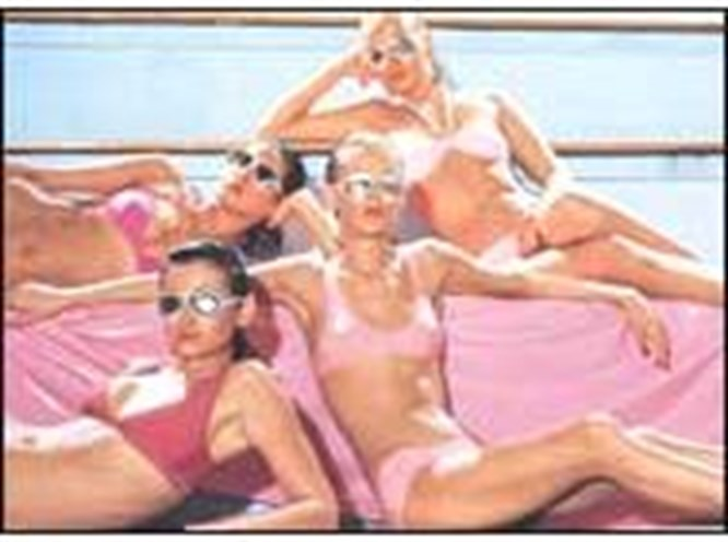 Bikini 60 yaşında